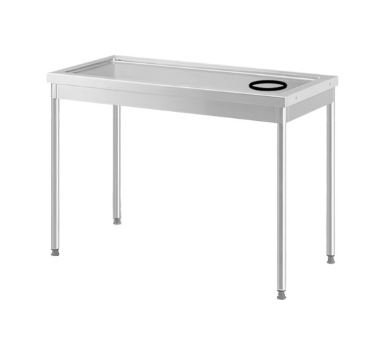 Soiled Table ATSAO 9-60 L/R