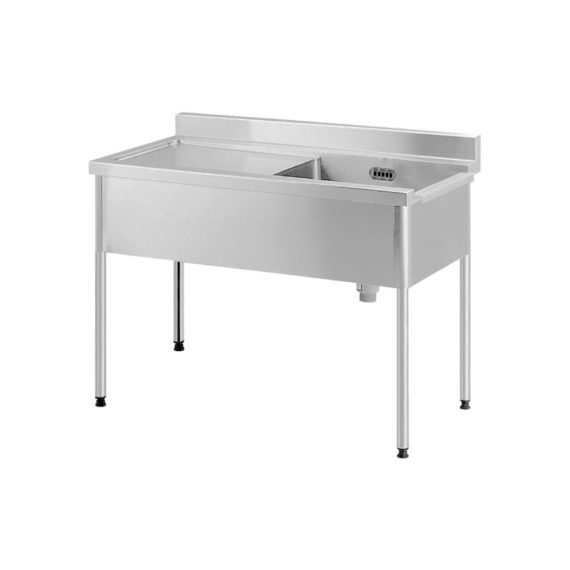 Sink Table EDWSO 12-75 L/R