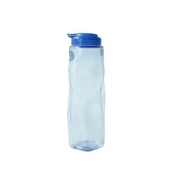 Crystal Water Bottle Blue 1L
