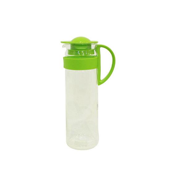 New Aqua Glass 1.4l Handle Green