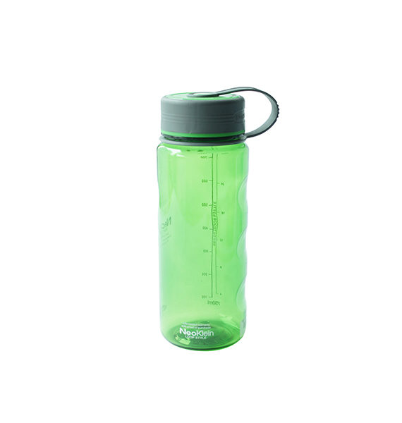 Neo Outdoor Two Tone Bottle 700ml Green