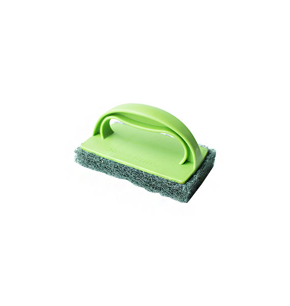 Floor Scrub With Handle