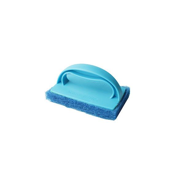 Bath Scrub With Handle