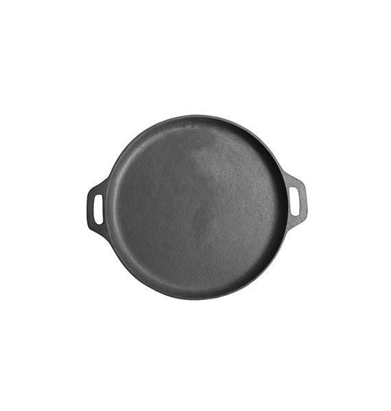 BBQ Plate D.250 mm