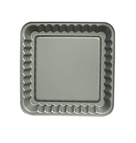 Fluted Tart / Cake Pans (Square)