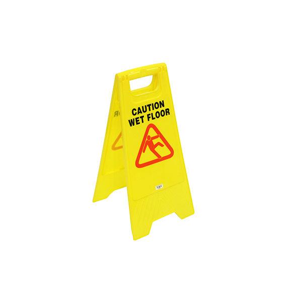 Caution Board Wet Floor