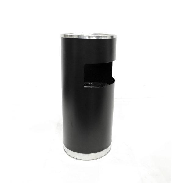 Round Ash Barel Black #12 Gpx-12d