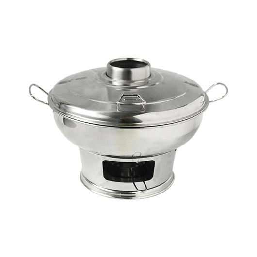 Mongolian Hot Pot 24cm (Wax) 142324