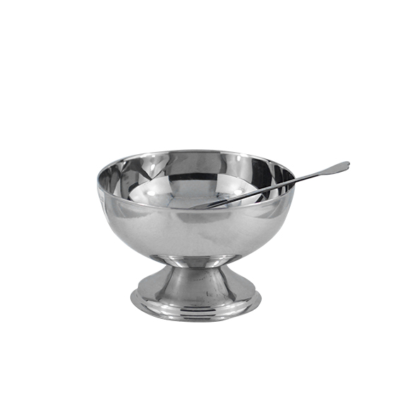 Stainless Steel Ice Cream Cup Small