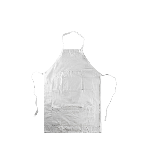 APRON COTTON FULL KANVAS