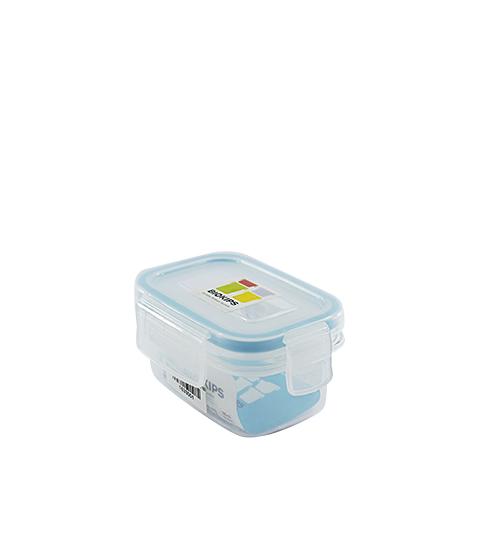 Rectangular Container Biokips 180ml