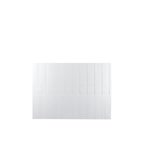 Classic Paper Hat 20 cm White (10 Pcs)