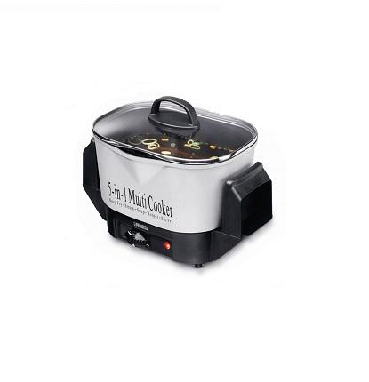 Mini Multi Cooker 5in1
