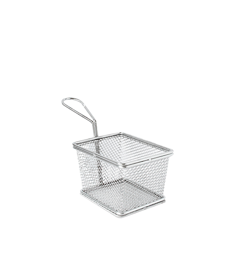 Potato Chips Frying Basket (Square) 130x100x85mm