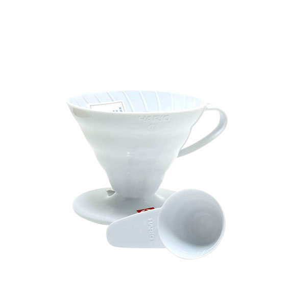 Vd-01W  Coffee Dripper V60 01 White