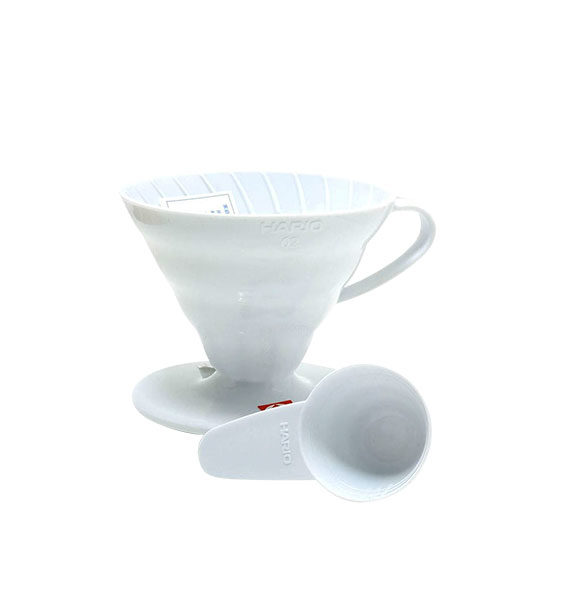 Vd-02W Coffee Dripper V60 02 White
