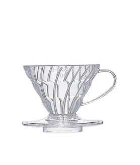 1132008 Vd-01T Coffee Dripper V60 01 Clear