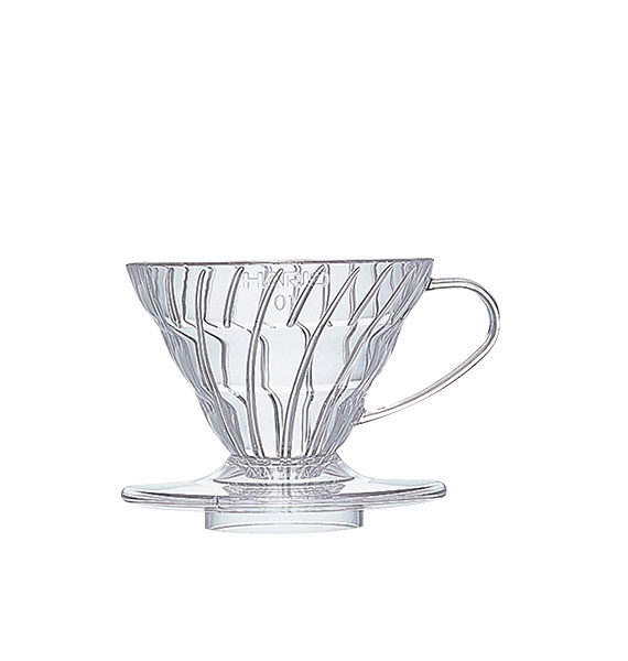 Vd-01T Coffee Dripper V60 01 Clear