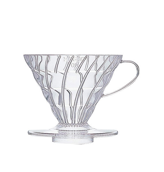 Vd-02T  Coffee Dripper V60 02 Clear