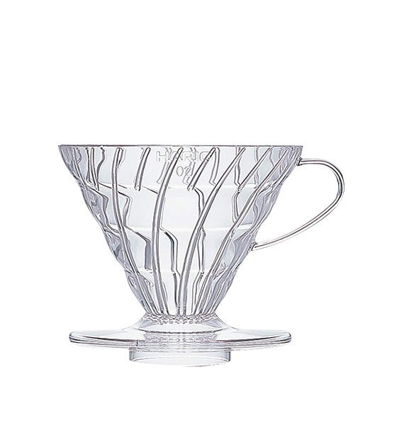 Vd-03T Coffee Dripper V60 03 Clear