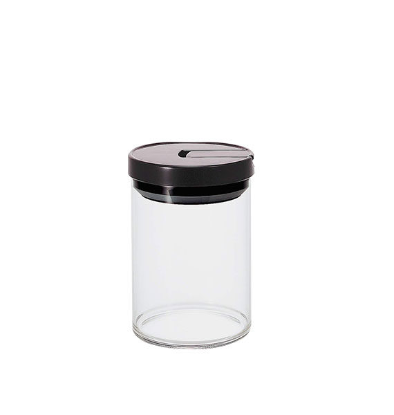 Mcn-200B Glass Canister M 800Ml Black