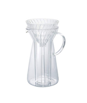 1162054 Vig-02T V60 Glass Iced Coffee Maker