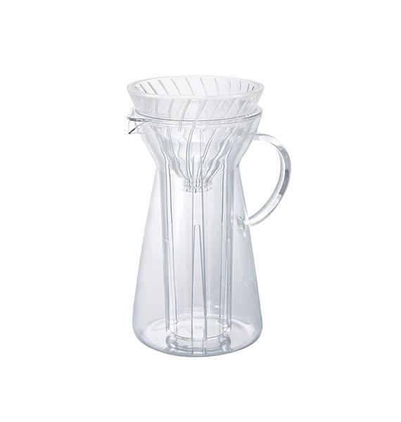 Vig-02T V60 Glass Iced Coffee Maker