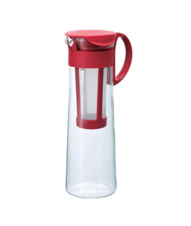 1162055 Mcpn-14R Water Brew Coffee Pot Red 1000Ml