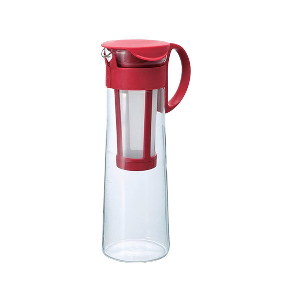 Mcpn-14R Water Brew Coffee Pot Red 1000Ml