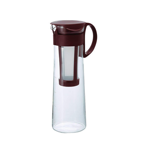 Mcpn-14Cbr Water Brew Coffee Pot Brown 1000Ml
