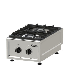 Gas-Double-Open-Burner-NGOB-4-60-AM
