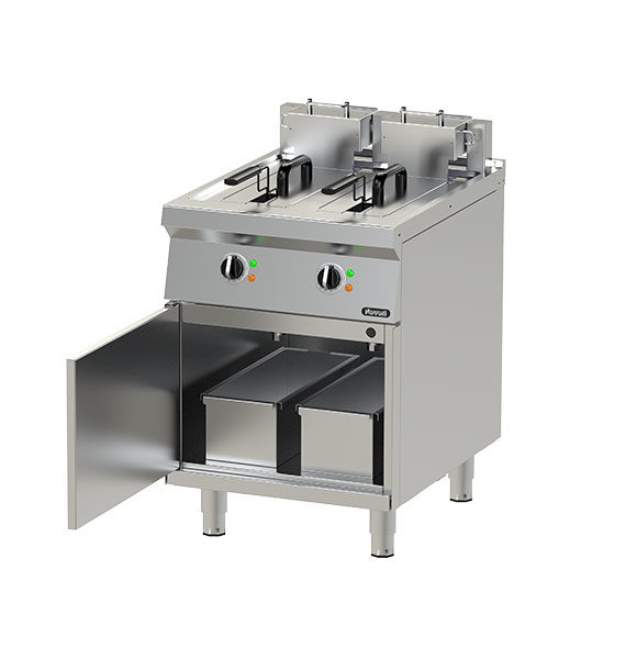 Electric Deep Fryer NEF 6-75 (MR)