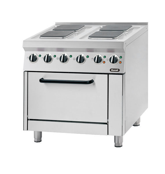 Electric Hot Plates with Oven NEHP 8-75 OV (MR)
